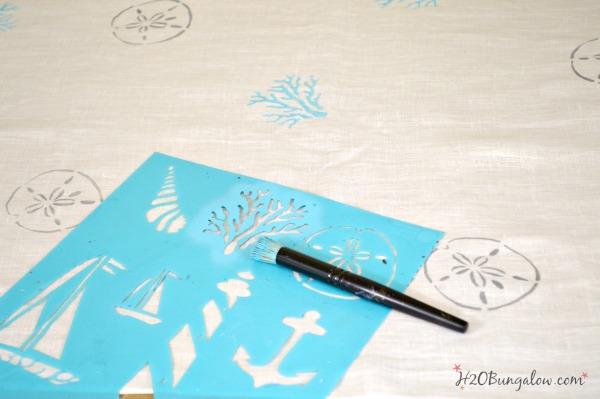 Stencil-coastal-linen-scarf-H2OBungalow