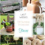 DIY Sunday Showcase 8.15 edition