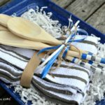 Barbecues & DIY Painted Wood Spoons