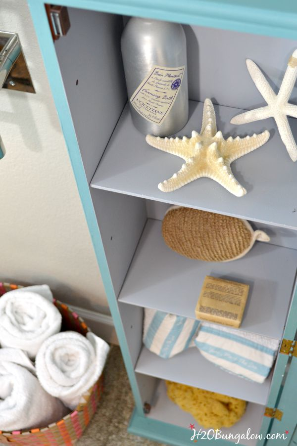 Frosted-glass-stenciled-bird-bathroom-storage-cabinet-H2OBungalow