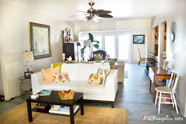 How to place furniture in a long narrow living room for style and comfort  is easier