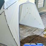Spray Paint Shelter For Small Spaces