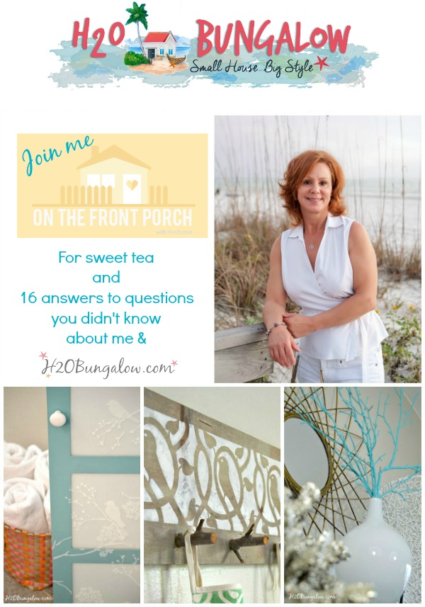Porch interview -16 interesting questions you didn't know about H2OBungalow blog