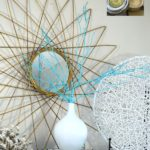 Quick Home Decor Update With Guilders Paste