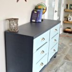 How to Strip Paint Off Furniture And Kitchen Cabinets Part 2
