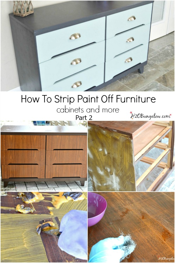 Kitchen Cabinets And More Part - 44: How To Strip Paint Off Furniture, Cabinets And More Will Have You Ready To  Strip