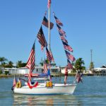 Veterans Day Boat Parade and The Comforts From Home Project