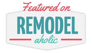 remodelaholic feature button