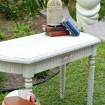 Aged Patina Desk Makeover With Amy Howard Paint