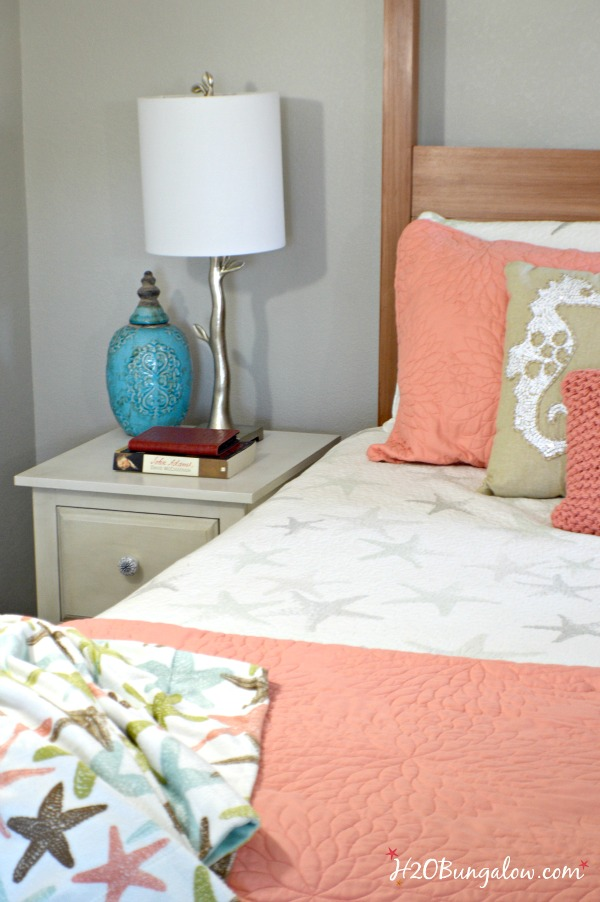 master bedroom makeover on a budget coastal bedroom makeover the reveal h20bungalow 20690