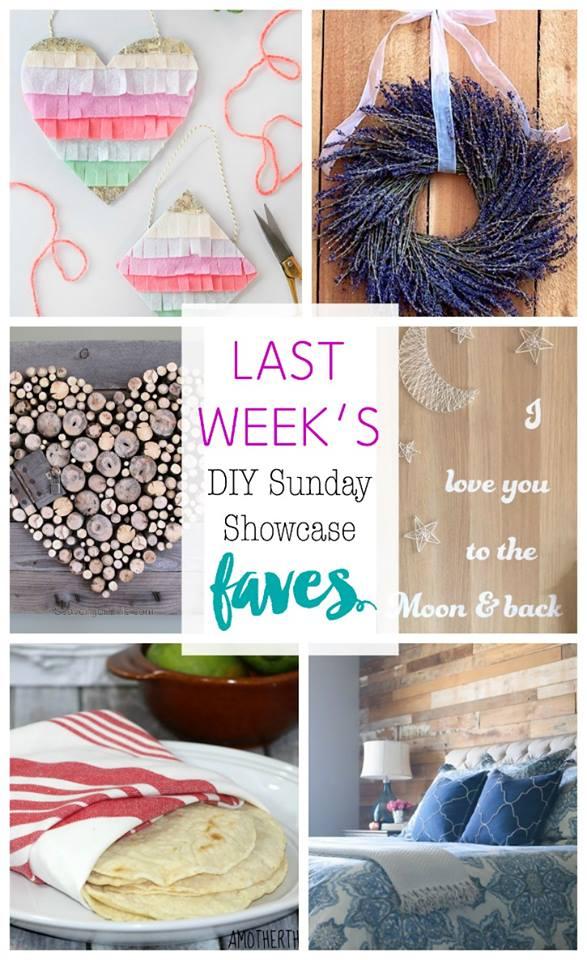 DIY Sunday Showcase features ill inspire you to get your DIY on! www.H2OBungalow.com #DIYSundayShowcase