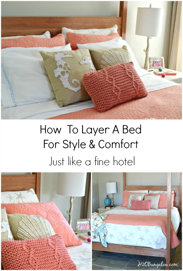 how to make your bed comfortable like a hotel 28 images