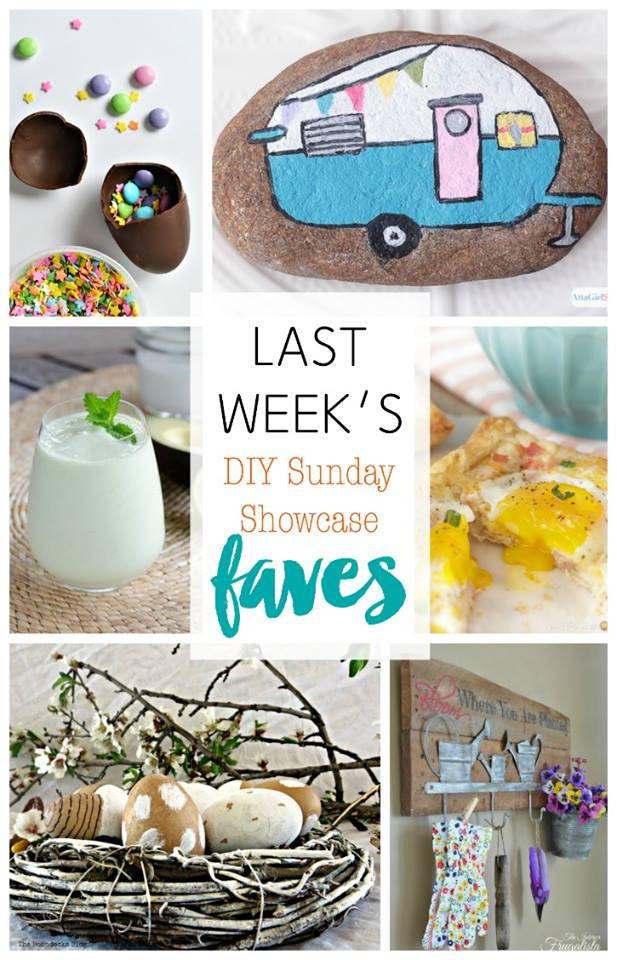 Welcome to this weeks DY Sunday Showcase features. Stop by to these these fabulous features!