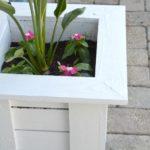Key West DIY Wood Planter Box