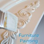 Furniture Painting Class Builds Skills