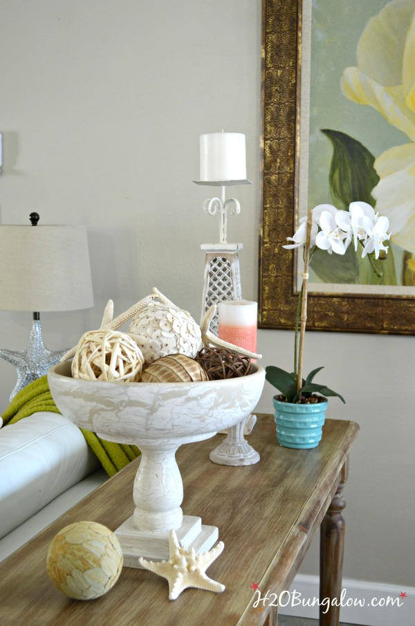 Diy Bed Spindle Pedestal Bowl - H20Bungalow