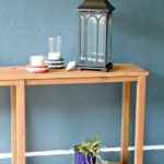 DIY Outdoor Sofa Table Tutorial