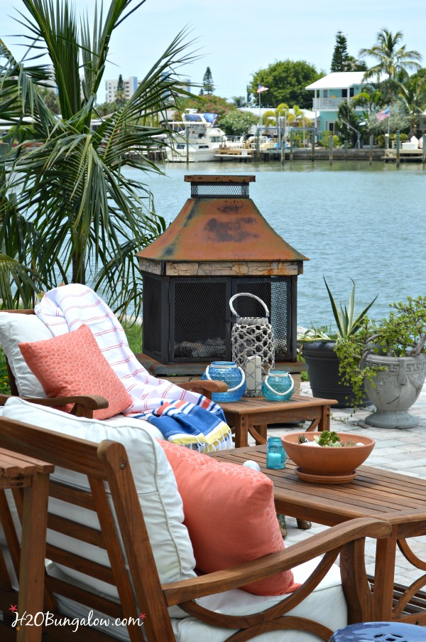 Save time and effort, easy tutorial to restore outdoor teak furniture with  tips and product