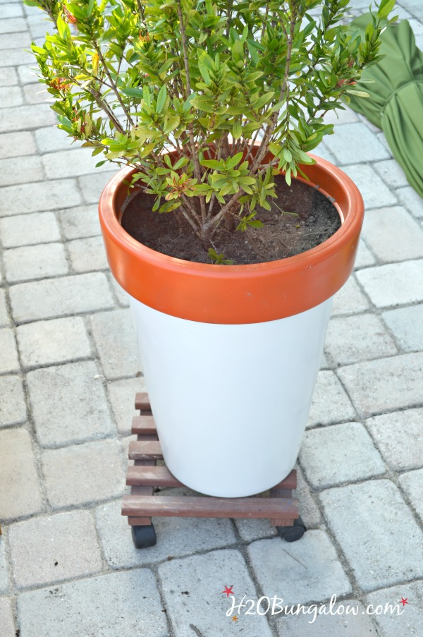 spray-painted-planters-H2OBungalow
