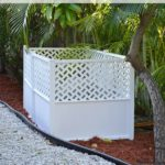Easy Privacy Screen Hides Ugly Yard Items