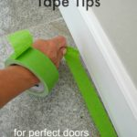 12 Genius Painters Tape Tips For A Perfect DIY Paint Job