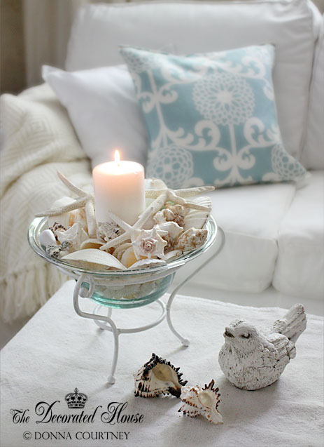 22 super creative DIY seashell projects you can make will inspire you to pull out your stash of seashells and start creating and decorating your home today! H2OBungalow