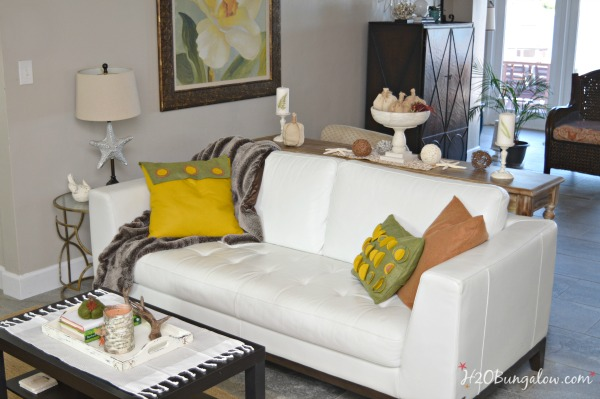 felted-wool-throw-pillows-on-white-leather-couch-h2obungalow