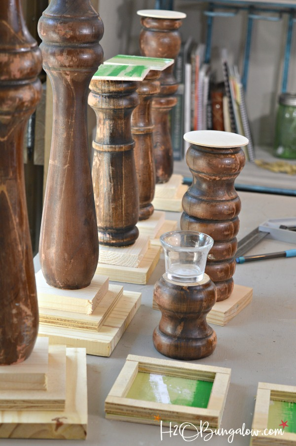 bed-spindles-before-making-candlesticks-h2obungalow