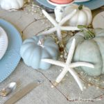 Simple pumpkin decorating inspiration photos with several styles from rustic to elegant. Find easy to duplicate pumpkin decorating ideas here.