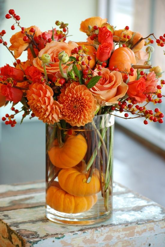 centerpiece-dahlia-and-rose