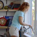 Clean Window and Door Tracks in 6 Easy Steps
