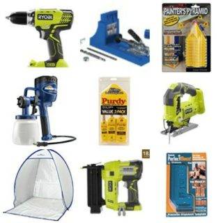 The best DIY'ers gift guide for home improvement and home decor. Includes categories for $10 and under, most practical, and best time savers too.