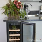 DIY Built In Wine Cooler