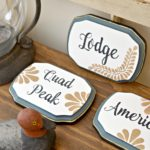 How To Stencil A Plaque: Stencil Tips For Beginners