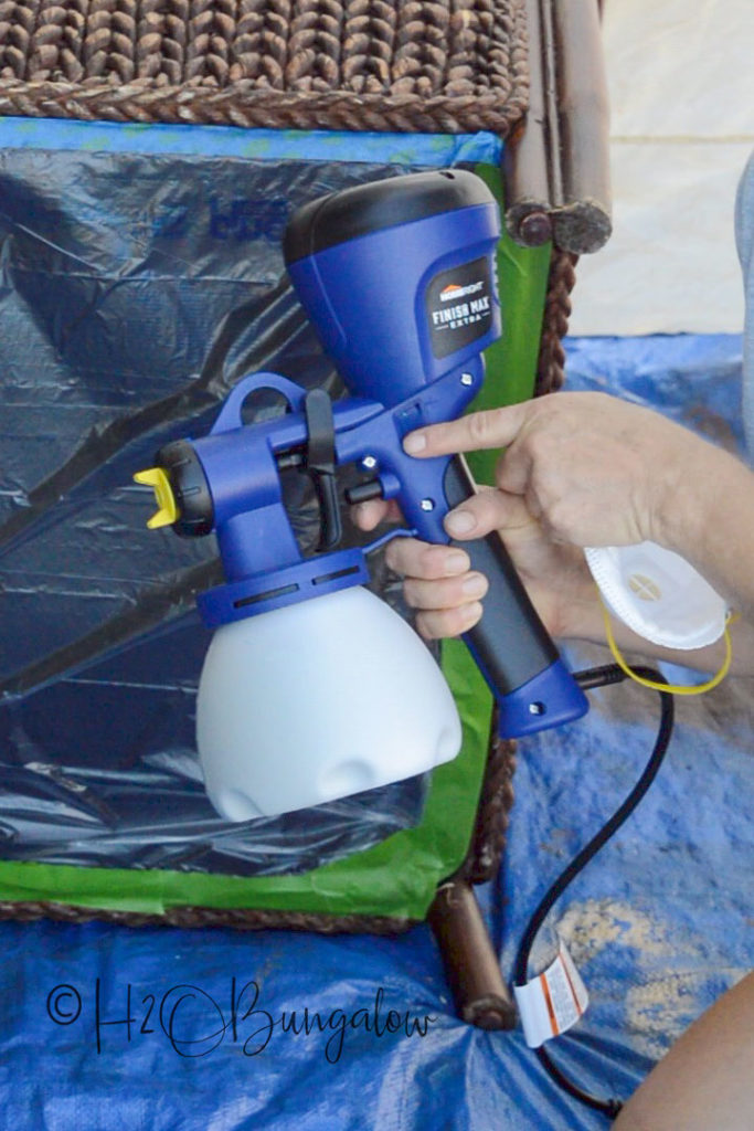 picture of a paint sprayer