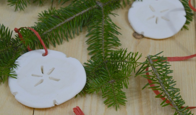 Make DIY Cornstarch Dough Ornaments tutorial