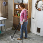 Deep Clean Tile Floors With Steam