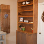 How to Build Built In Bookcases With Cabinets