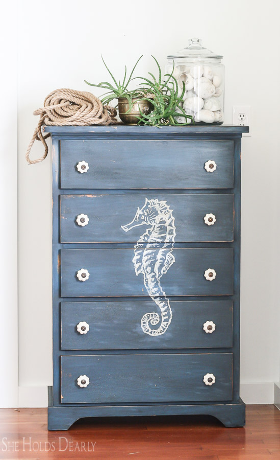 53 Gorgeous Blue Painted Furniture, How To Paint Furniture Antique Blue