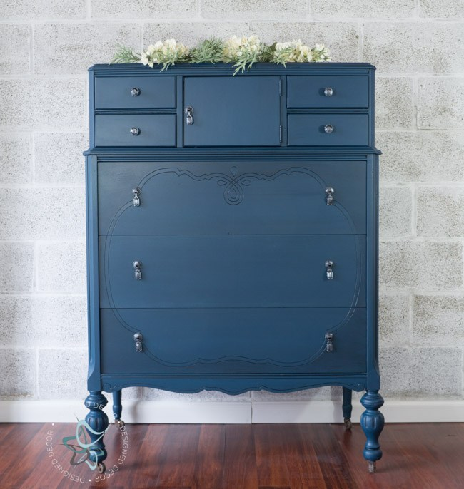 53 Gorgeous Blue Painted Furniture, Blue Painted Furniture Photos