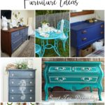 53 Gorgeous Blue Painted Furniture Ideas