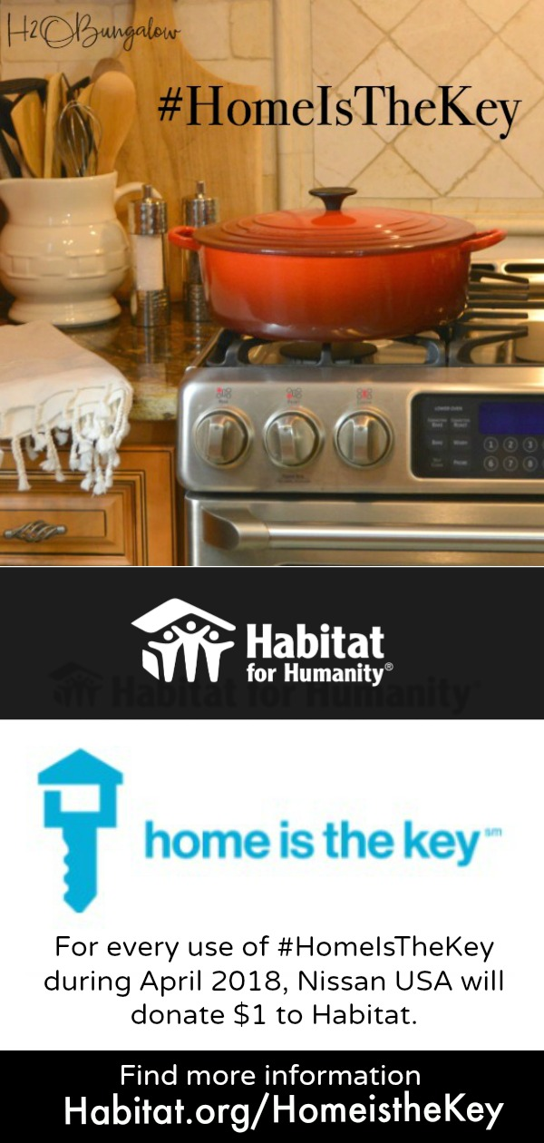#HomeIsTheKey with @Habitat! My home has been the key to watching my kids grow up strong and healthy. What has your home been the key to? Share your thoughts with #HomeIsTheKey to unlock a family's success. Visit bit.ly/homeisthekey to learn more. @NissanUSA via @h2obungalow
