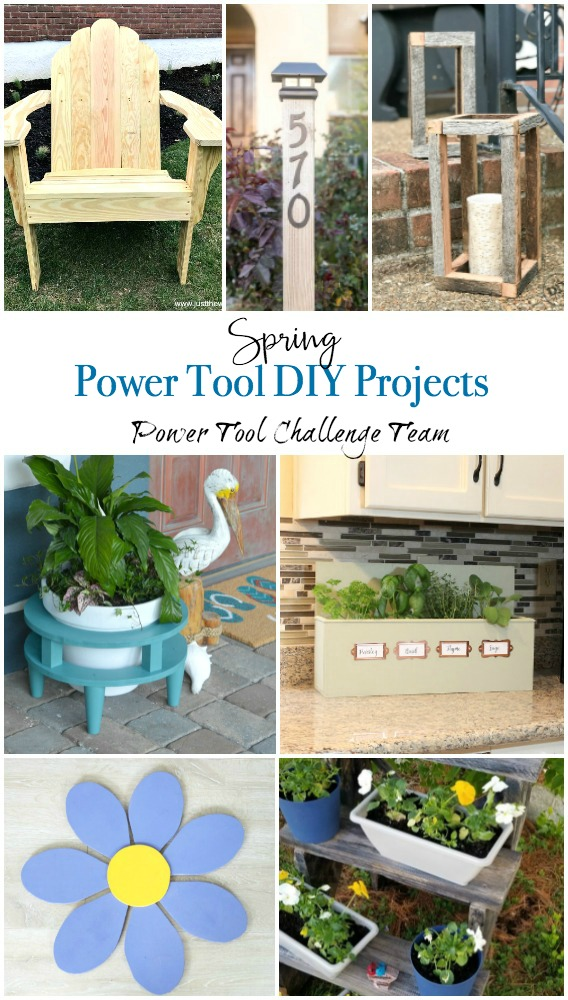 DIY mid century modern plant stand tutorial and video tutorial Make a tiered wood planter to hold your favorite plant in a modern plant stand. Beautiful outside painted in bright colors or color blocked or make the DIY plant stand in natural wood for a modern indoor planter stand.