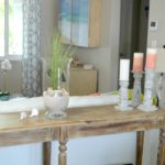 DIY Seashell Coastal Decor