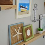 How to Style Picture Ledges in a Gallery Wall: Part Two