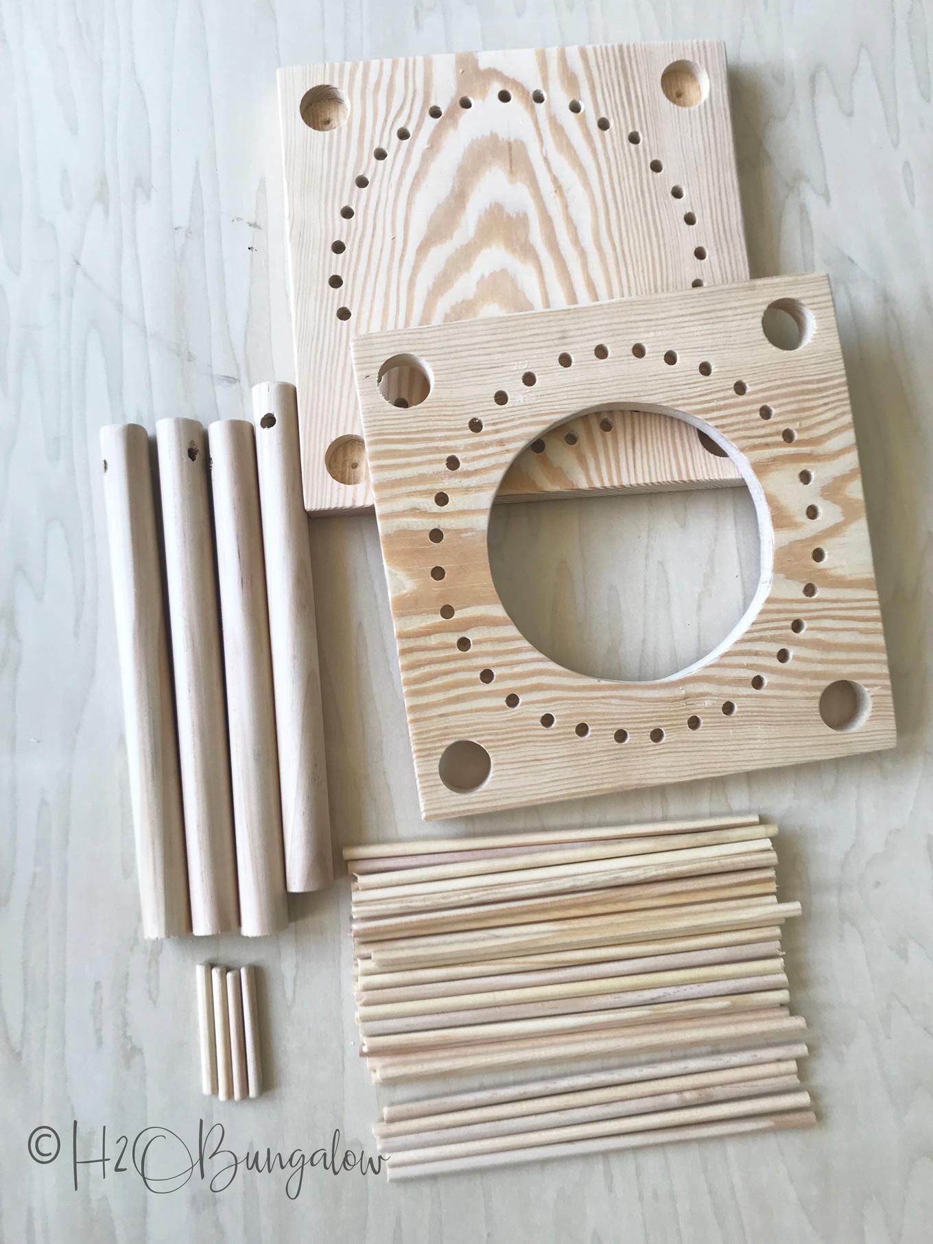 Diy Wood Lantern Tutorial To Make A Modern Wood Lantern