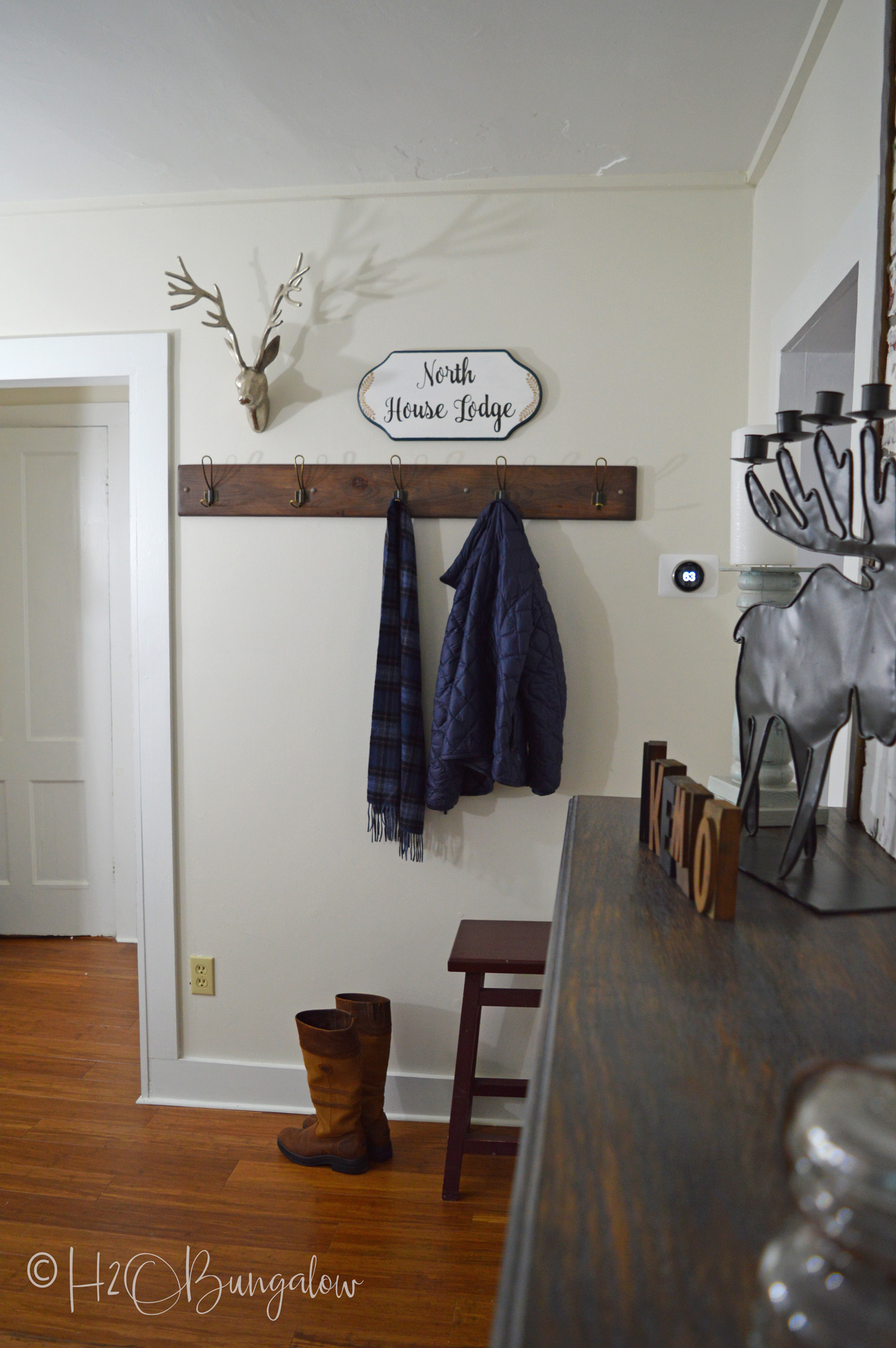 How to create a welcoming entry