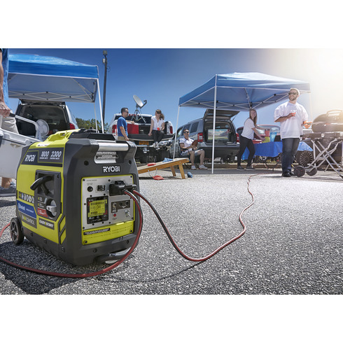 Generator uses for safety and fun. Generators do much more than supply lights in an emergency and power for tailgating. See these other uses for generators.
