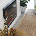 How To Build a DIY Fireplace With Electric Insert