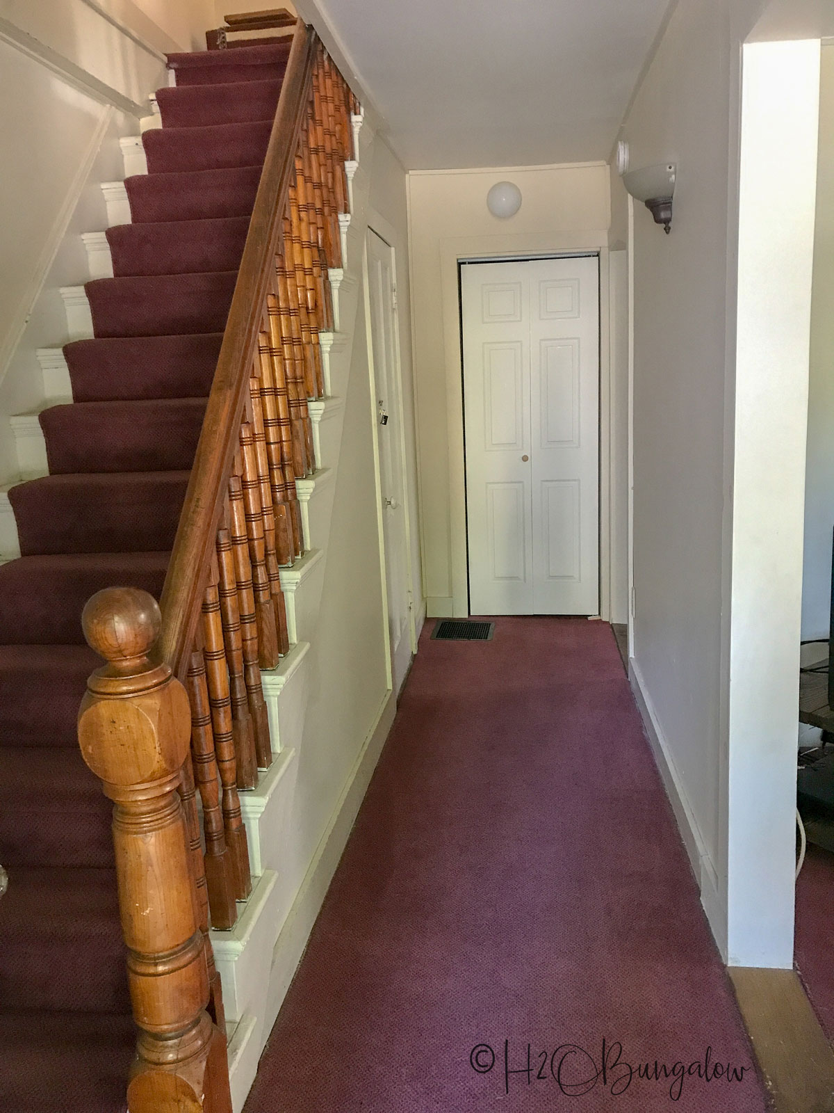 How To Install Carpet Runner On Stairs H2obungalow